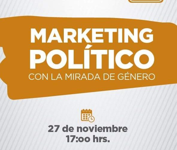 Taller marketing político con mirada de género